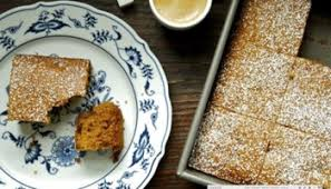 Rustic French Honey Cake Rustikk Fransk Honningkake