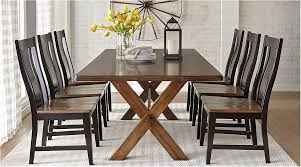 Brilliant Black House Furniture With Regard To Affordable Rustic Dining Room Magnificent Principles Decorating A Buffet