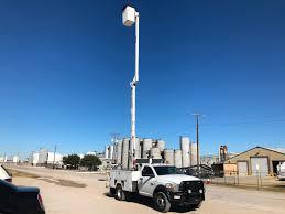 100 Bucket Truck Rental Rates 2012 Dodge RAM 5500 4X4 BUCKET TRUCK ST City TX North Texas Equipment