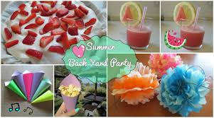 Backyard Party (Summer Edition) | DIY Treats, Decorations + More ... Summer Backyard Bash For The Girls Fantabulosity Garden Design With Ideas Party Our 5 Goto Kickoff Cherishables 25 Unique Backyard Parties Ideas On Pinterest Diy Flamingo Pool The Polka Dot Chair Backyards Bright Edition Diy Treats Cozy 117 For Fall Decorations Nytexas And With Lanterns 2017 12 Best Birthday Kids Blue Linden 31 Bbq Tips