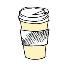 Cups Clipart Paper Cup Anatomy Of A To Go
