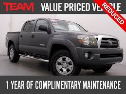 Toyota Tacoma Trucks For Sale Nationwide - Autotrader