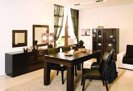 Asian Inspired Dining Room Sets Style Furniture Contemporary Modern Of