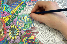 Adult Coloring Book Club