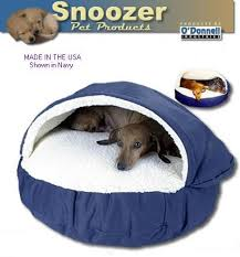 snoozer cozy dog bed the cosy cave snuggle pet bed for small dogs