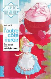 classics illustrated de l autre côté du miroir
