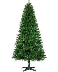 7ft Unlit Artificial Christmas Tree Alberta Spruce