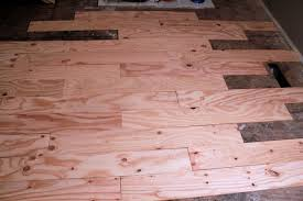 DIY How To Install Plywood Floor For Attractive Interior Flooring Tips