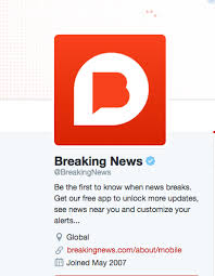 NBC Shutting Down Breaking News The Twitter Fueled Digital Service