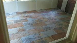 Marazzi Tile Denver Hours by Marazzi Vitaelegante Ardesia 12 In X 24 In Porcelain Floor And