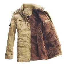 slim long thick winter faux fur coat gentlemensjoggers