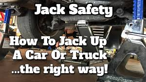 Jack Safety: How To Jack Up A Car Or Truck The Right Way - YouTube How To Replace Wheel Bearings Gmc Envoy Built To Drive Where To Use Jack And Stands 2005 Cadillac Cts Youtube Howto Front Bearing Hubs Rangerforums The Experiences With My Car Change Brake Pads Rotors On 2017 Nissan Titan Crew Cab Pickup Truck Review Price Horsepower Wkhorse Introduces An Electrick Pickup Truck Rival Tesla Wired Carbon Fiberloaded Sierra Denali Oneups Fords F150 Meet Macks 800hp Mega Crew Cab Top 25 Lifted Trucks Of Sema 2016 Hshot Trucking Pros Cons The Smalltruck Niche 3 Helpful Tips For Adjusting 4x4 Coilovers At Home Drivgline Jack Up A Big Safely Truck Edition