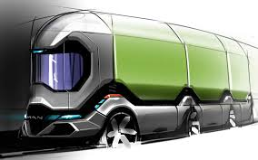Concept Cars And Trucks: Concept Truck Designs By Slava Kazarinov Tesla To Make Autonomous Trucks Financial Tribune Fuel Cells Gain Momentum As Range Extenders For Electric Unveils Semi Truck And Roadster Curbed Industrial Warehouse Interior Delivery Shipping Cargo Western Star Home Mercedes Aero Trailer Concept Increases Efficiency Experts Talk In The Semitruck Business Walmart Debuts Futuristic Truck Introduces Wave Big Rig Wvideo