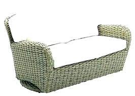 Garden Glider Bench This Gold Coast Seat