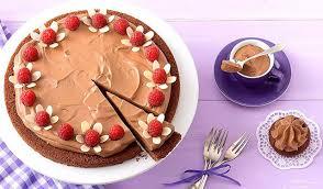 mousse au chocolat torte rama cremefine