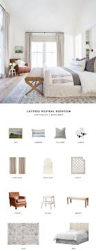 A Traditional Modern Neutral Bedroom By Amber Interiors Gets Recreated For Less Copycatchic Luxe Living