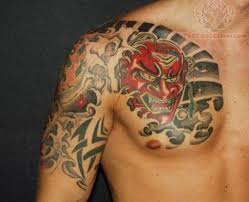Asian Tattoo Designs For Men Tattoos
