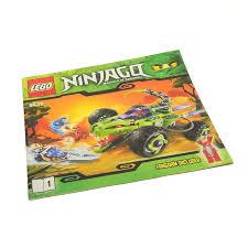 100 Fangpyre Truck Ambush 1 X Lego Brick Instructions Ninjago Rise Of The Snakes