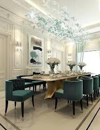 Luxury Dining Room Fabulous Interior Design For Amazing E Area Fancy