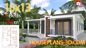 100 Photo Of Home Design House Design 10x13 With 3 Bedrooms Terrace Roof