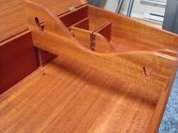 Free Woodworking Plans Lap Desk by Mahogany Shaker Lap Desk Finewoodworking