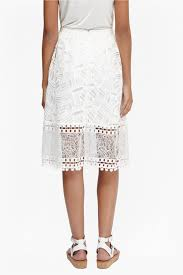 freddy lace skirt collections french connection