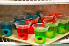 Halloween Eyeball Jello Molds by How To Make Mad Eye Martini Jello Shots 9 Steps With Pictures