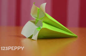 How To Make A Flower With Color Paper