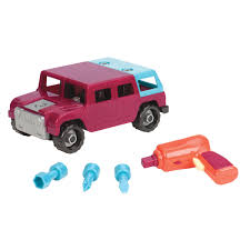 Amazon.com: Battat Take-A-Part Vehicle 4x4 (Old Model): Toys & Games Amazoncom Traxxas 580341pink 110scale 2wd Short Course Racing Green Toys Dump Truck Through The Moongate And Over Moon Nickelodeon Blaze The Monster Machines Starla Diecast Rc Nikko Title Ranger Toyworld Slash 110 Rtr Pink Tra580341pink New Cute Simulation Pu Slow Rebound Cake Pegasus Toy 8 Best Cars For Kids To Buy In 2018 By Tra580342pink Transport Trucks Little Earth Nest Btat Takeapart Vehicle 4x4 Old Model Games Hot Wheels 2016 Hw Trucks Turbine Time Pink Factory Sealed