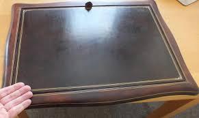 Leather Desk Blotters Uk by Large 22 2 4kg Asprey U0026 Co Tooled Gilt Leather Two Piece Desk