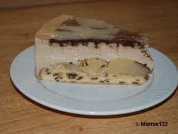 birnen mokka torte
