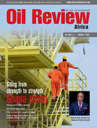 Dresser Rand Group Inc Drc by Oil Review Africa Issue 4 2017 By Alain Charles Publishing Issuu