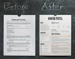 100 Great Looking Resumes The Art Of A Good Resume Gets Literal Zbra Studios