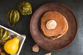 Easy Healthy Pumpkin Pancake Recipe by Easy Pumpkin Pancakes Recipe Using Bisquick
