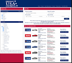 100 Thrifty Truck Rentals Discount USA Car Rental Booking Engine And Website Clutchco