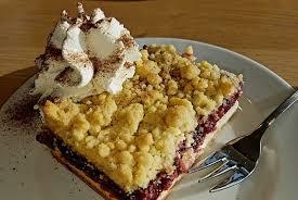 omas saftige streusel für kuchenbelag süße aufläufe oder desserts