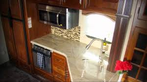 Fifth Wheel Campers With Front Living Rooms by 2014 Keystone Alpine 3495fl Front Living Room Fifth Wheel Rv For