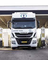 100 Iveco Truck Kuehne Nagel Invests In Sustainable Transport Solutions