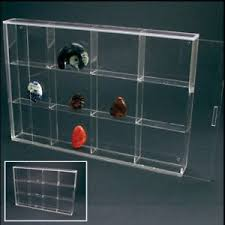 Image Is Loading Rock Display Case Acrylic Glass Curio W 12