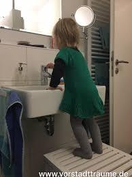 ikea hack waschtisch für kleinkinder vorstadt träume