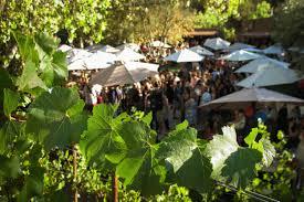 Rosenthal Wine Bar Patio Malibu by Malibu Wines