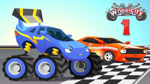 Watch Online For Free: Car Cartoon For Kids About Monster Truck ... Grave Digger Monster Truck Driver Recovering After Serious Crash Report Trucks Film 2017 Filmstartsde Jam Crush It Gamemill Eertainment This Badass Female Does Backflips In A Scooby Scary Stunts Kids Videos Pinterest Bigfoot Vs Usa1 The Birth Of Madness History Scbydoo Story Behind Everybodys Heard Of I Loved My First Rally Event Details 98 Kupd Arizonas Real Rock El Toro Loco