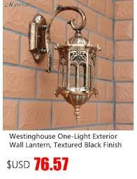 Material Metal Body Color Black Power Source AC Installation Type Wall Mounted Model Number B1 Item Lamps Application Outdoor