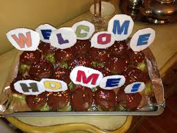 Best Welcome Home Cupcakes Design Ideas Images - Amazing House ... Home Decor Top Military Welcome Decorations Interior Design Awesome Designs Images Ideas Beautiful Greeting Card Scratched Stock Vector And Colors Arstic Poster 424717273 Baby Boy Paleovelocom Total Eclipse Of The Heart A Sweaty Hecoming Story The Welcome Home Printable Expinmemberproco Signs Amazing Wall Wooden Signs Style Best To Decoration Ekterior