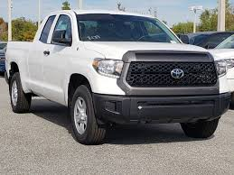 100 Truck Accessories Orlando New 2019 Toyota Tundra SR Double Cab In 9820026 Toyota Of