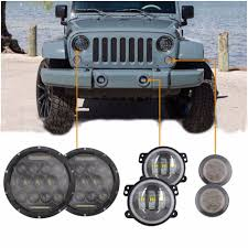 7'' LED Headlight Amber Signal Turn Light 4 Fog Lamp Kit For Jeep ... Blue Jay Brute Aev Cversion Kit Walkaround Youtube Jeep Xj Off Road Bumper Mamotcarsorg Landfreeder Truck 4wd Cc01 Rizonhobby Scale Kit 2016 Mex Jk 110 Offroad 2d Yellow Gallery Cpw Stuff Tinley Park Il Bakkie By Mopar Wrangler Antero Rear Side Bed Mountain Scene Accent Actioncamper Fully Equipped Expedition Ready Slidein Jeeptruck The Transformation Is Complete Laurel Jk8 4 Doorjeep Door File