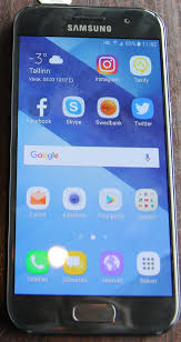 File Samsung Galaxy A3 cropped Wikimedia mons