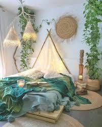 bohemian style ideen für schlafzimmer dekor design jardin