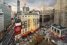 Macys Herald Square Floor Map by What Should Macy U0027s Do With Its Flagship Store Wsj