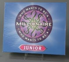 1131707 Who Wants To Be A Millionaire Junior